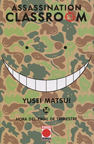 ASSASSINATION CLASSROOM 14: HORA DEL FINAL DE: Matsui, Yutsei