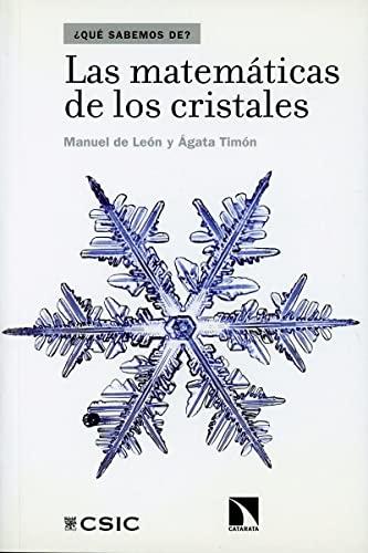 Las matemáticas de los cristales: León Rodríguez, Manuel