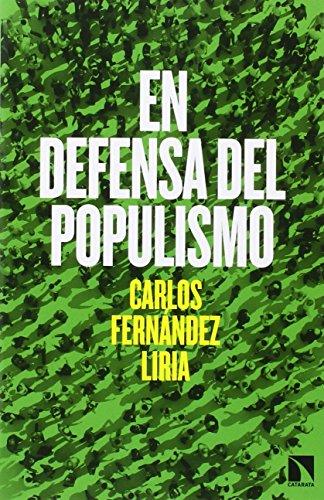 9788490971246: En defensa del populismo (COLECCION MAYOR)