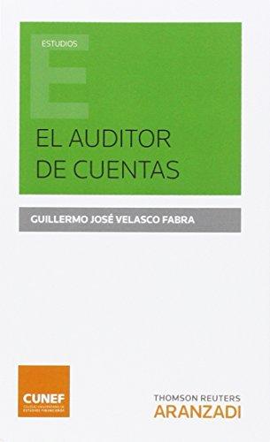 Auditor de cuentas, El: Velasco Fabra, Guillermo