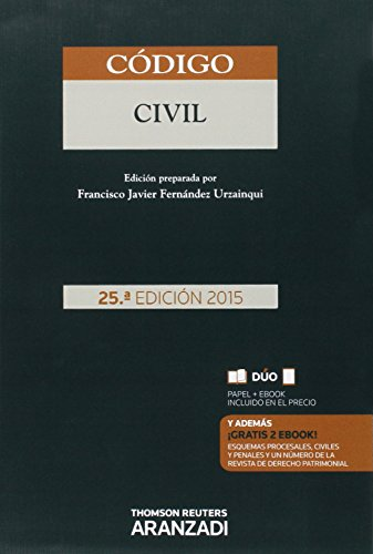 9788490985472: Código Civil (Papel + e-book)