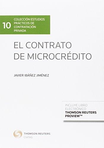 Contrato de microcredito (p+eb) - IbaÑez Jimenez