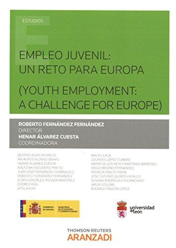 Empleo juvenil un reto para europa youth: Vvaa