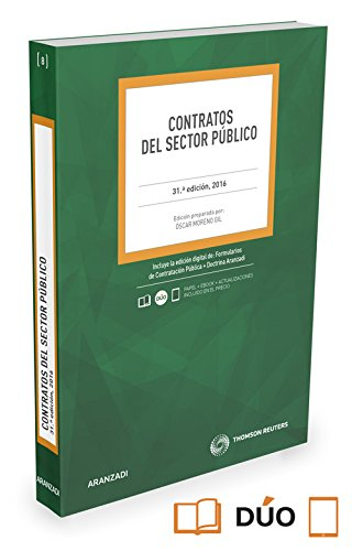9788490999011: CONTRATOS DEL SECTOR PUBLICO 31ED 2016