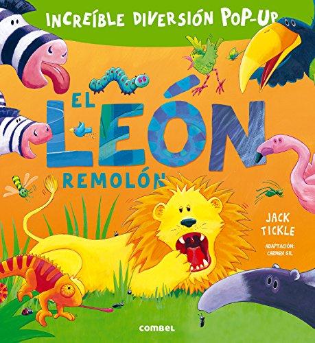 9788491010272: El león remolón (Cu-cú sorpresa)