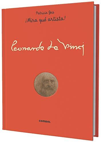 9788491013594: Leonardo da Vinci (¡Mira qué artista!)