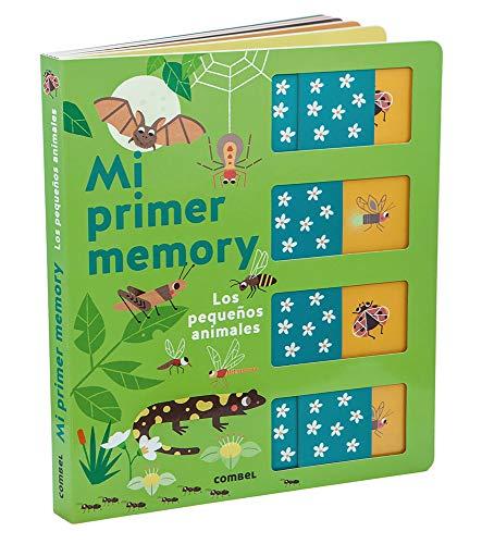 9788491015161: Mi primer memory. Los Pequeños Animales