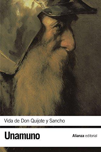 9788491040729: Vida de Don Quijote y Sancho (El libro de bolsillo - Bibliotecas de autor - Biblioteca Unamuno)