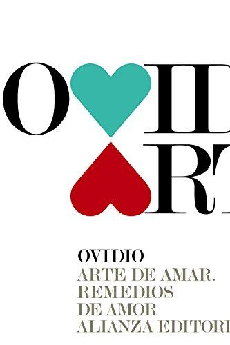 9788491040859: Arte de amar / Remedios de amor (El libro de bolsillo - Clásicos de Grecia y Roma)