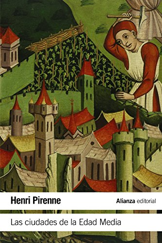 9788491041016: Las ciudades de la Edad Media (El Libro De Bolsillo - Historia)