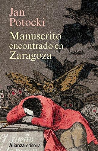 9788491042280: Manuscrito encontrado en Zaragoza