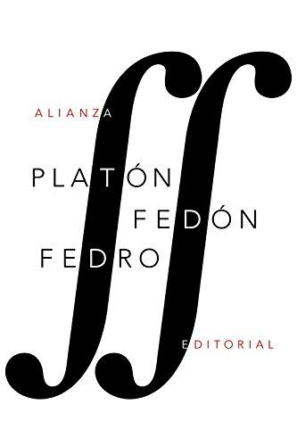 9788491042822: Fedón / Fedro (El Libro De Bolsillo - Clásicos De Grecia Y Roma)