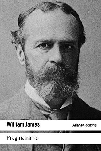 Pragmatismo : un nuevo nombre para viejas: William James