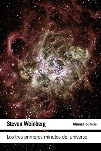 Los tres primeros minutos del universo (Paperback): Steven Weinberg