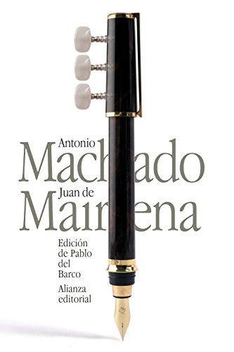 9788491044130: Juan de Mairena: Sentencias, donaires, apuntes y recuerdos de un profesor apócrifo (El Libro De Bolsillo - Bibliotecas De Autor - Biblioteca Antonio Machado)