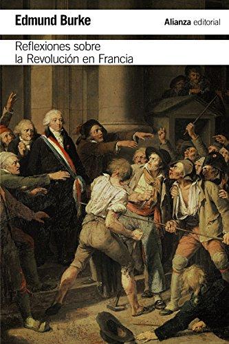 9788491044178: Reflexiones sobre la Revolución en Francia (El Libro De Bolsillo - Filosofía)