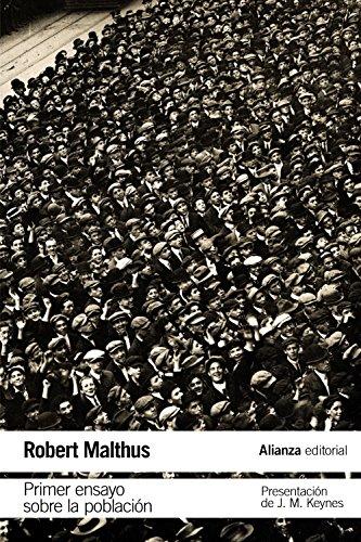 9788491045458: Primer ensayo sobre la población (El Libro De Bolsillo - Ciencias Sociales)