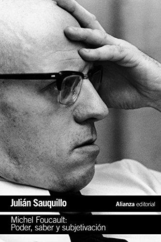 9788491047360: Michel Foucault: Poder, saber y subjetivación (El libro de bolsillo - Filosofía)