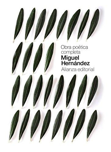 9788491047865: Obra poética completa (Alianza Literaria (Al))