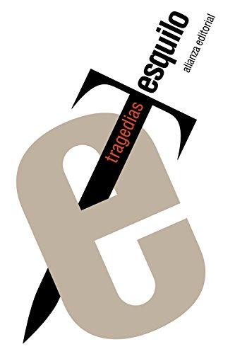 9788491048060: Tragedias: Los Persas. Los Siete contra Tebas. Las Suplicantes. Orestía (Agamenón / Coéforos / Euménides). Prometeo encadenado (El libro de bolsillo - Clásicos de Grecia y Roma)