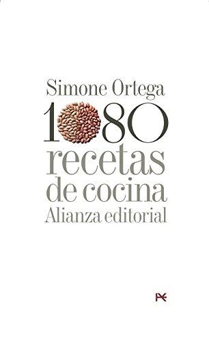 9788491048824: 1080 recetas de cocina (Libros Singulares (Ls))