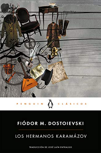 9788491050056: Los hermanos Karamázov (Penguin Clásicos)