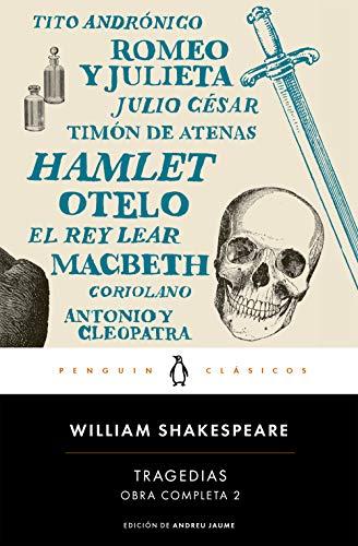 9788491051350: Tragedias (Obra completa Shakespeare 2)