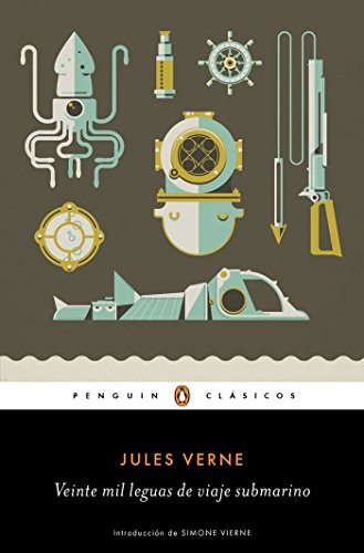 9788491052555: Veinte mil leguas de viaje submarino / Twenty Thousand Leagues Under the Sea (Penguin Clasicos) (Spanish Edition)