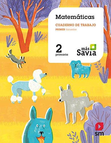 Matemáticas, cuaderno de trabajo, 2 primaria, 1
