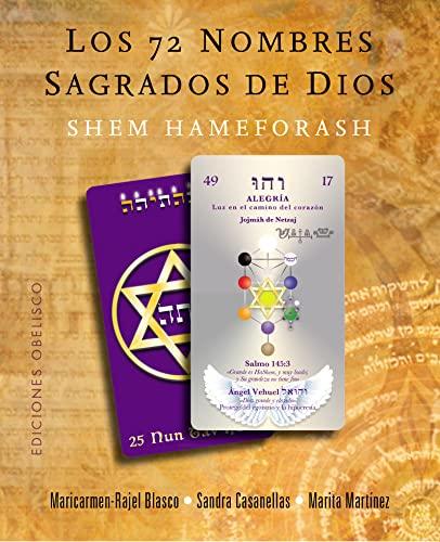 9788491112389: Los 72 nombres sagrados de Dios / The 72 Holy Names of God: Shem Hameforash