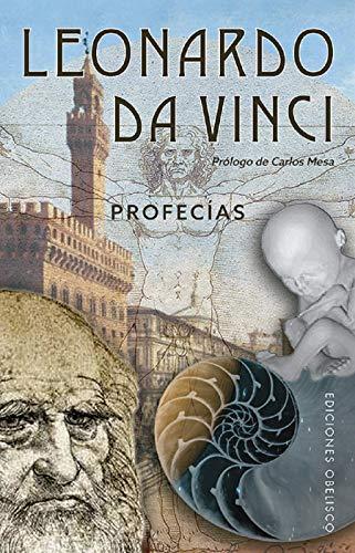 9788491114420: Leonardo Da Vinci. Profecías (ESTUDIOS Y DOCUMENTOS)