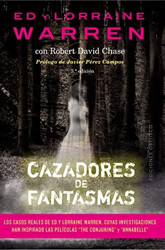 9788491115199: Cazadores de fantasmas (ESTUDIOS Y DOCUMENTOS) (Spanish Edition)