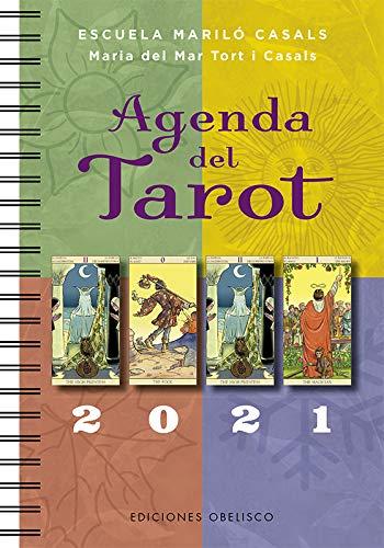 9788491116189: Agenda Del Tarot 2021