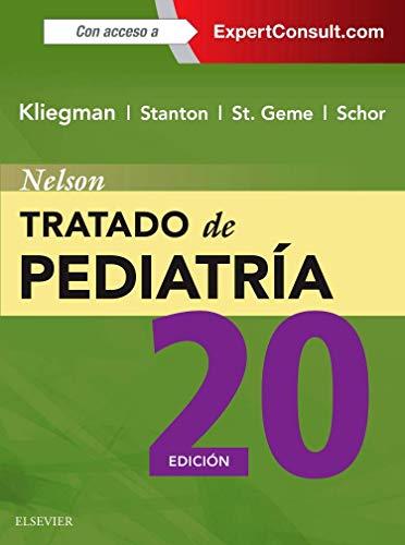 Nelson. Tratado de pediatría + ExpertConsult (20ª: Kliegman, Robert M.