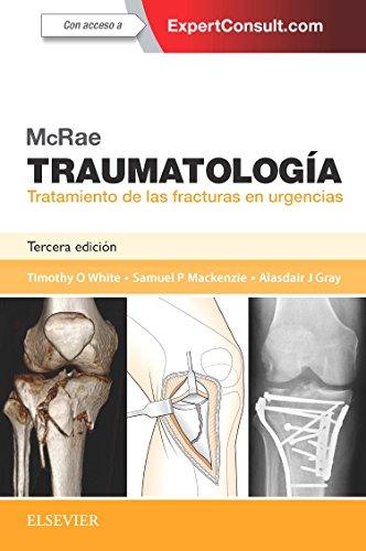 9788491131175: Mcrae. Traumatología. Tratamiento de las fracturas en urgencias + Expertconsult - 3ª edición