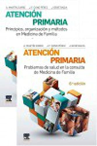 Atencion primaria 2 vols 8ª ed principios: Martin Zurro, A./Cano