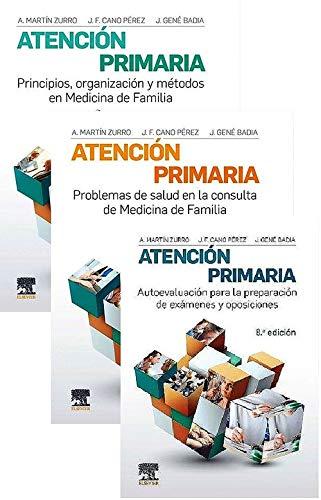 ATENCIÓN PRIMARIA: Martín Zurro, A.;Cano