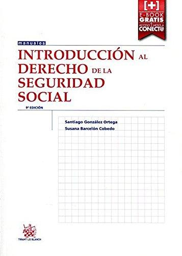 9788491190684: Introducción al Derecho de la Seguridad Social