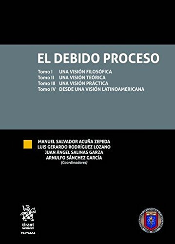 El Debido Proceso 4 Volmenes: Jaime Rodrguez Arana Allan
