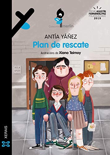 9788491217282: Plan de rescate (Galician Edition)