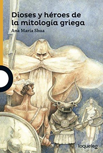 9788491220305: Dioses y héroes de la mitología griega