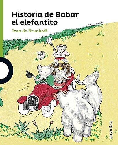 9788491220817: Historia de Babar el elefantito