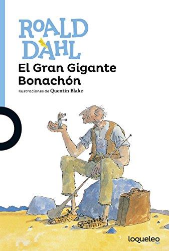 El Gran Gigante Bonachón: Roald Dahl