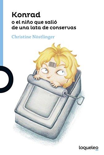9788491221357: Konrad o el niño que salió de una lata de sardinas