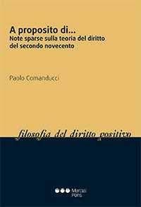A proposito di - Comanducci, Paolo