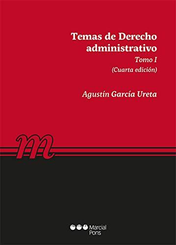 9788491236849: Temas de Derecho administrativo: Tomo I (Manuales universitarios)