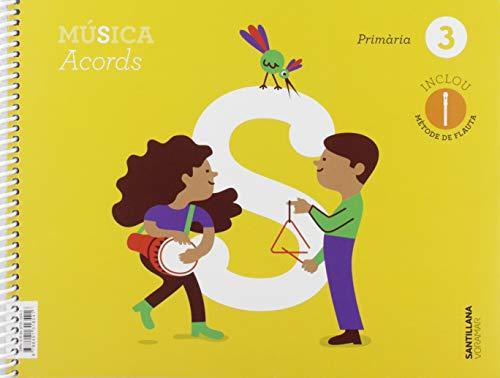 9788491316541: MUSICA ACORDS 3 PRIMARIA