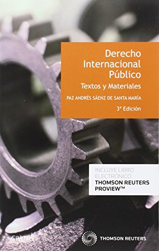 9788491358374: Derecho internacional Público. Textos y materiales (3 ed. - 2016)