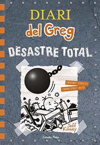 9788491379270: Diari del Greg 14. Desastre total