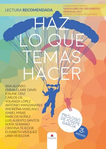 9788491403159: Haz lo que temas hacer (Spanish Edition)